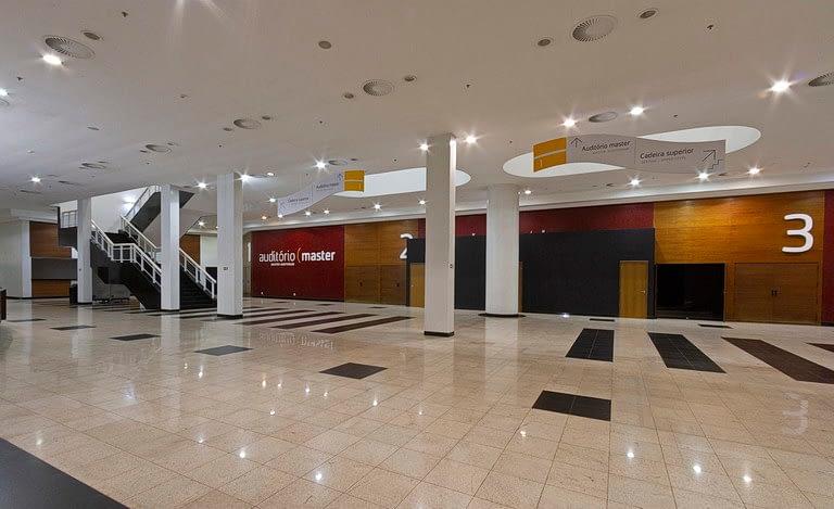 Foyer Auditório Master